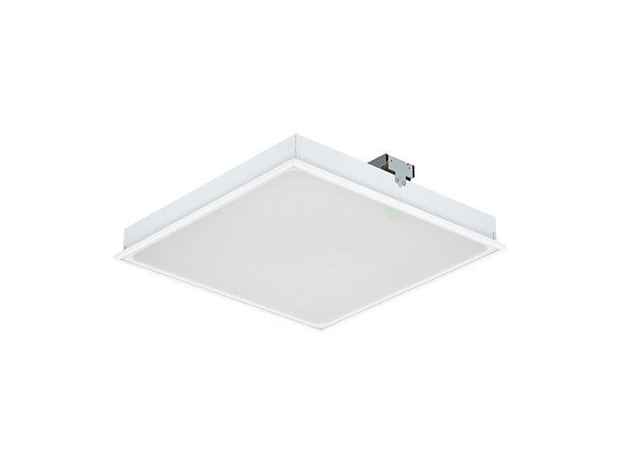 Corp de iluminat încastrat SmartBalance RC480B LED cu iluminat de urgenţă, dimensiune modul 600 (variantă tavan profil vizibil)