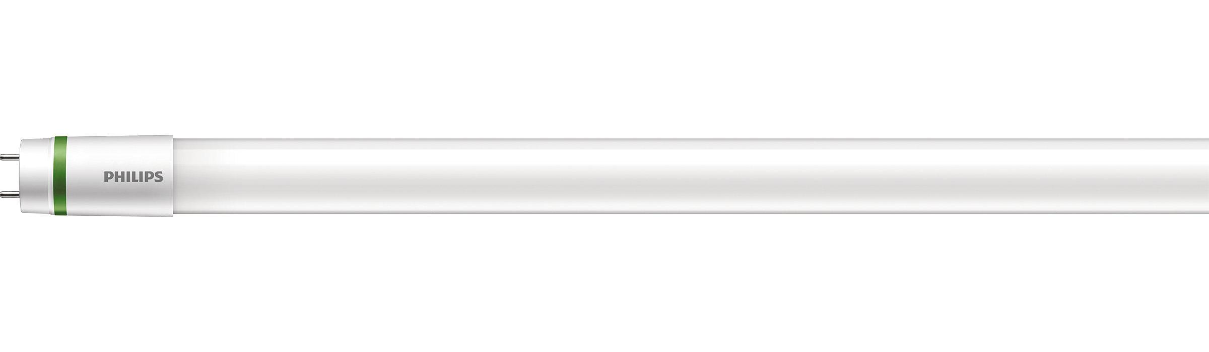 Die energieeffiziente Alternative zu T8-Leuchtstofflampen für den professionellen Anwender