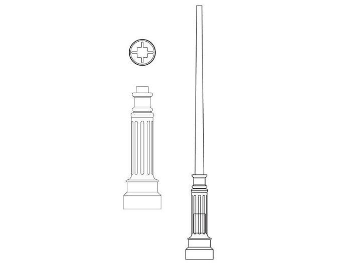 Poles (P4420)