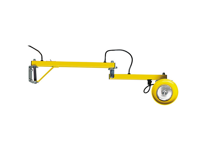 "42"" Adjustable Arm, 150w MAX. PAR 38 or R40 Lamp"