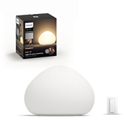 Hue white ambiance Wellner tafellamp