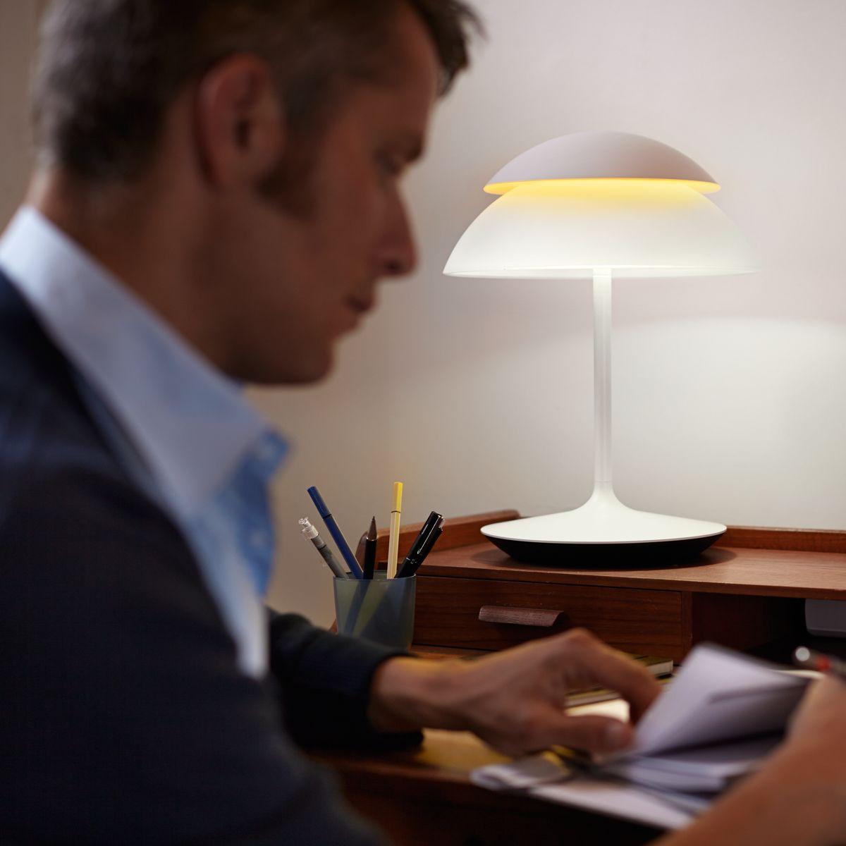 LightDuo: dwa źródła światła dające funkcjonalne i nastrojowe oświetlenie