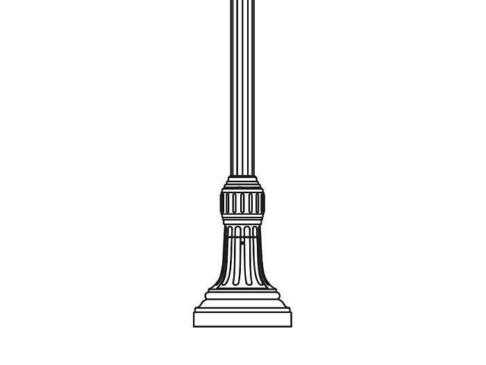Anchor Base Post (793-)