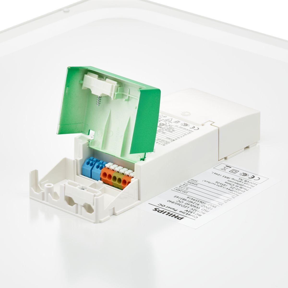 Plafoniere Led 60x60 Philips : Coreline panel incassi funzionali philips lighting
