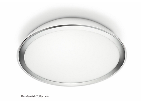 Cool ceiling lamp white 3x3W SELV